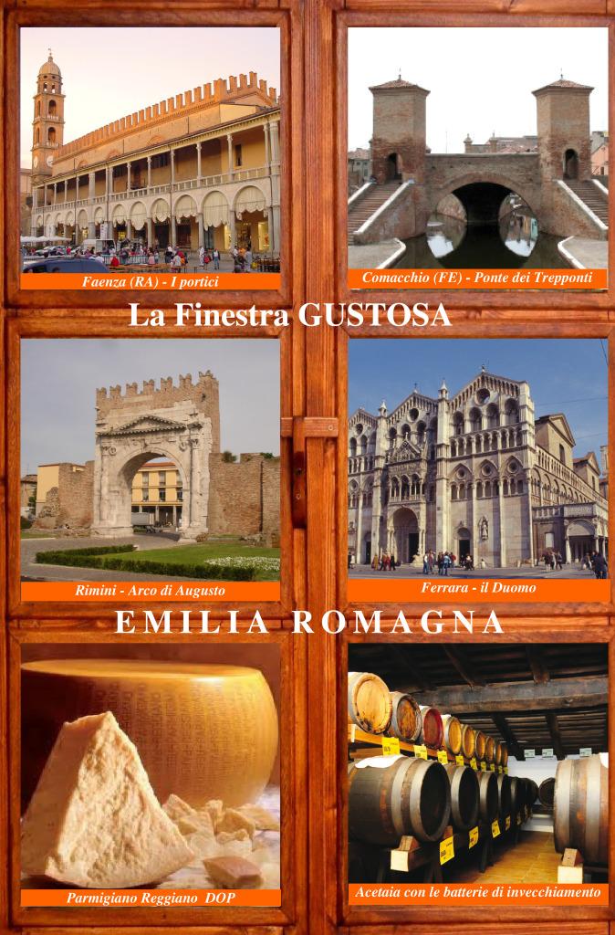 EMILIA FINESTRA GUSTOSA