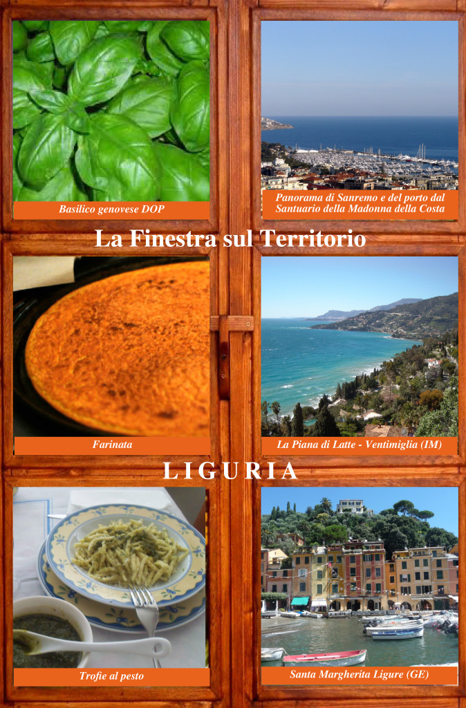 LIGURIA FINESTRA GUSTOSA